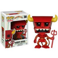 Futurama Robot Devil Pop! Vinyl Figure - Futurama Gifts