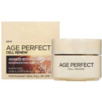 LOreal Paris Dermo Expertise Age Perfect Cell Renew Advanced Restoring Day Cream - SPF15 (50ml)
