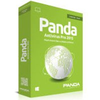 Panda Antivirus Pro 2015 (3 User / 1 Year) - Retail Minibox