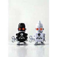 Salt and Pepper Shaker Bots
