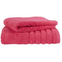 Kingsley Lifestyle Face Towel - Hibiscus