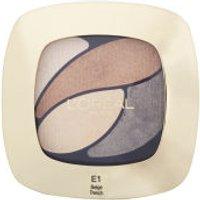 LOreal Paris Colour Riche Quad E1 Timeless Beige
