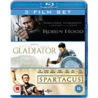 Gladiator / Spartacus / Robin Hood