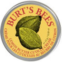 Burts Bees Lemon Butter Cuticle Creme (17g)