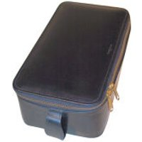 Carter and Bond Bridle Hide Box Wet Pack - Black