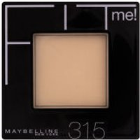 Maybelline Fit Me! Pressed Powder 9g (Various Shades) - Soft Honey (315)