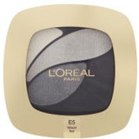 LOreal Paris Colour Riche Quad E5 Incredible Grey