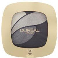 LOreal Paris Colour Riche Quad E5 Incredible Grey