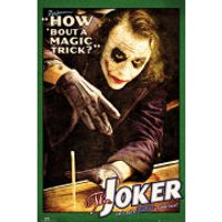 Batman (The Dark Knight) Joker Trick - Maxi Poster - 61 x 91.5cm - Batman Gifts