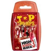 Top Trumps - High School Musical 3 - Musical Gifts