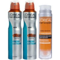 LOreal Paris Men Expert Fresh Extreme Bundle