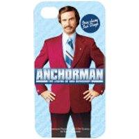 Anchorman Ron Burgundy iPhone 4/4S Case