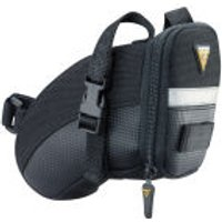 Topeak Wedge Aero SaddleBag With Strap - Small