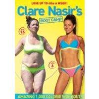 Clare Nasirs Bootcamp
