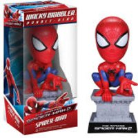 Amazing Spider-Man 2 Movie Spider-Man Bobblehead - Bobblehead Gifts