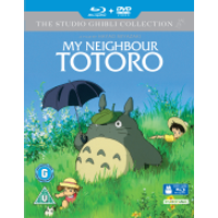 My Neighbour Totoro - Double Play (Blu-Ray and DVD)