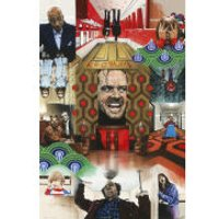Paul Stone The Shining - Maxi Poster - 61 x 91.5cm