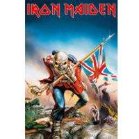Iron Maiden Trooper - Maxi Poster - 61 x 91.5cm - Iron Maiden Gifts