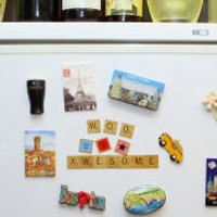Scrabble Fridge Magnets - Scrabble Gifts