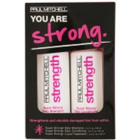 Paul Mitchell Take Home Strength Kit (3 Products) (Worth 25.05)