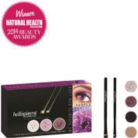 Bellpierre Cosmetics Get the Look Kit Purple Storm (Worth 81.94)
