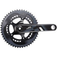 SRAM Force 22 GXP Chainset - Black - 172.5mm x 53-39