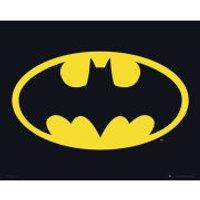 Batman Classic Logo - Mini Poster - 40 x 50cm