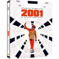 2001: A Space Odyssey - Zavvi Exclusive Limited Edition Steelbook (2000 Only) (UK EDITION)