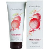 CRABTREE & EVELYN POMEGRANATE, ARGAN & GRAPESEED BODY SCRUB (175G)