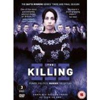 The Killing - Season 3 (Includes Zavvi Exclusive Tote Bag)