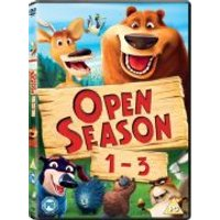 Open Season 1-3 Box Set