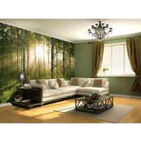 Forest Scene Wall Mural