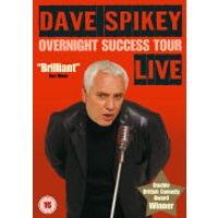 Dave Spikey - Live: Overnight Success Tour