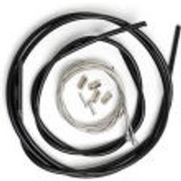 Shimano Road Brake Cable Set with Polymer Coated Inner - One Size - Black
