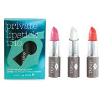 DuWop Mini Private Lipstick Trio