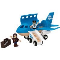 Brio Airplane Boarding Playset