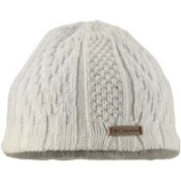 Columbia Womens Parallel Peak Beanie - Sea Salt - One Size - Sea Salt