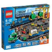 LEGO City Trains Cargo Train (60052)