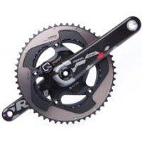 SRAM RED Quarq Power Meter GXP - 53-39T x 175mm - 130 BCD