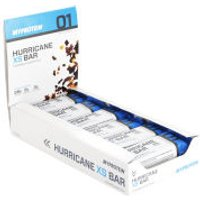Hurricane XS Bar - 12 x 70gBars - Box - Chocolate Orange