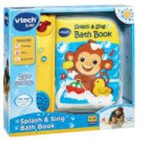 Vtech Splash and Sing Bath Book