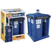 Doctor Who Tardis 6 Inch Pop! Vinyl Figure - Doctor Who Gifts