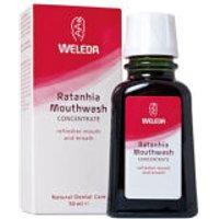 WELEDA RATANHIA MOUTHWASH (50ML)
