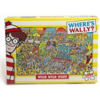 Wheres Wally - The Wild Wild West Jigsaw Puzzle (1000 Pieces) - Jigsaw Puzzle Gifts