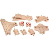 Brio Advanced Expansion Train Track Set - Track Gifts