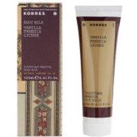 KORRES Vanilla, Freesia And Lychee Body Lotion 125ml