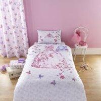 Catherine Lansfield Glamour Princess Bedding Set - Multi - Single - Multi