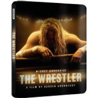 The Wrestler - Zavvi Exclusive Limited Edition Steelbook (Ultra Limited Print Run) (UK EDITION)