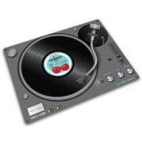 Joseph Joseph Record Player Chopping Board - 30 x 40 cm - Chopping Board Gifts