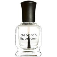 Deborah Lippmann Hard Rock Nail Strengthening Base and Top Coat (15ml)